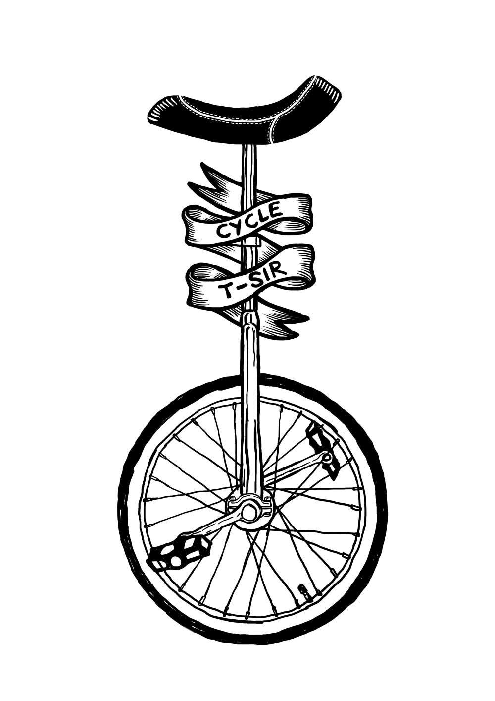 1000x1414 Monocycle Design Oscar Postigo Graphic Design Inspiration How