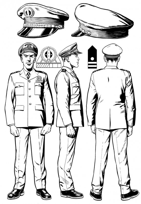 550x795 Uniform Custome Design