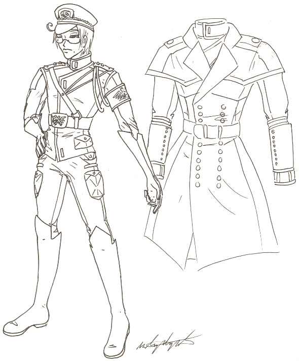 590x711 Austro German Uniform Concept By Binary Wings