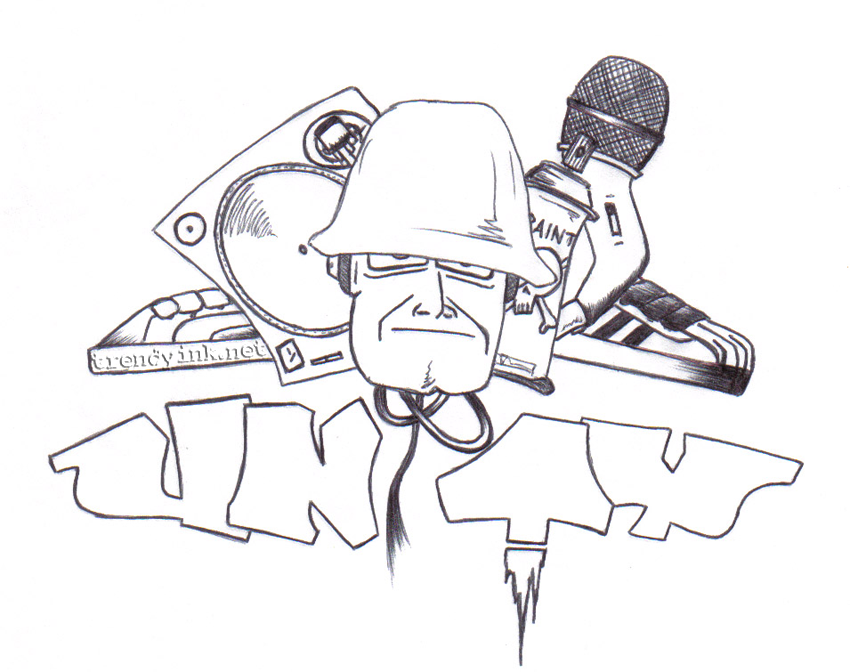 850x672 Zonk's Hip Hop Elements Unity Drawing