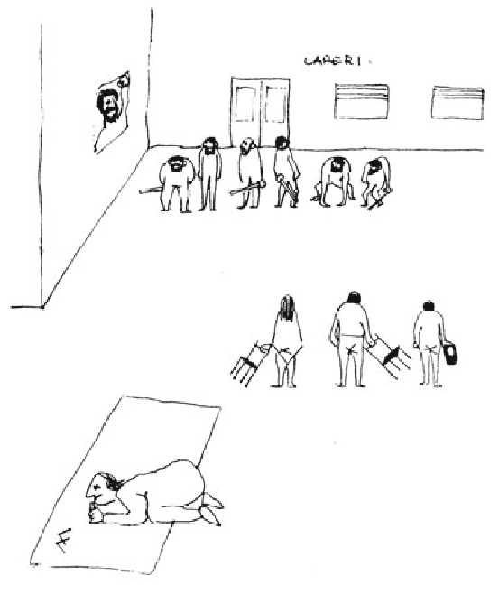 553x658 Undated Drawings By Bruno Touschek Describing The 1968 Student