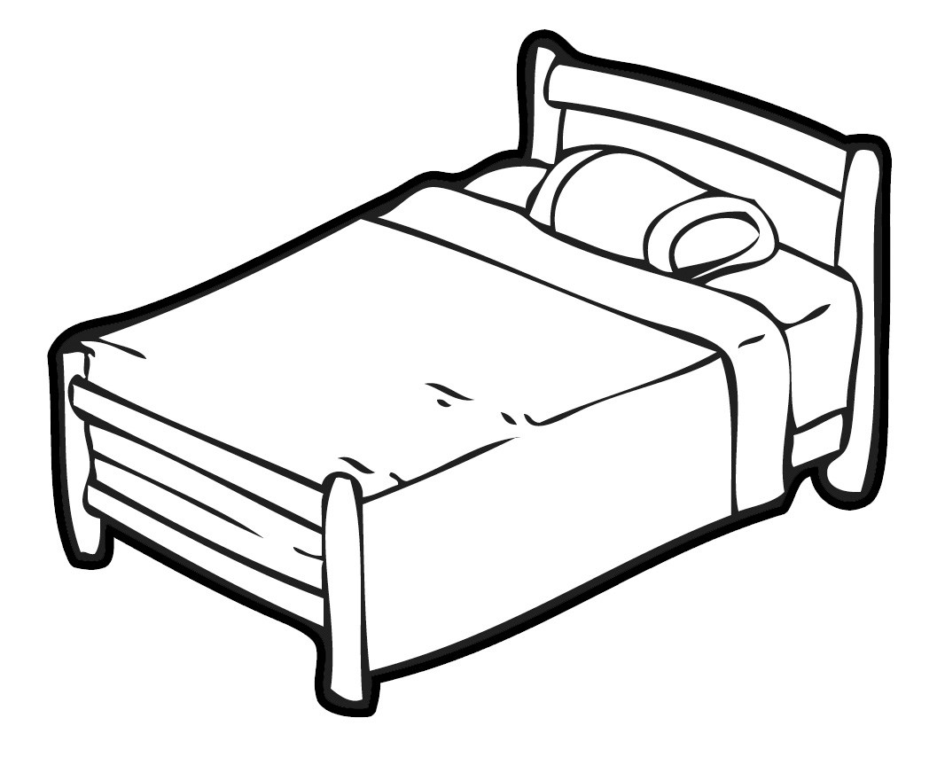 1057x854 Cartoon Bed Group
