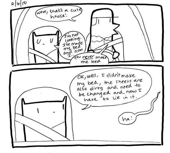 576x519 Squarecat Comics Archive Dirty, Unmade