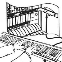 200x201 Piano Silencer For Upright Pianos