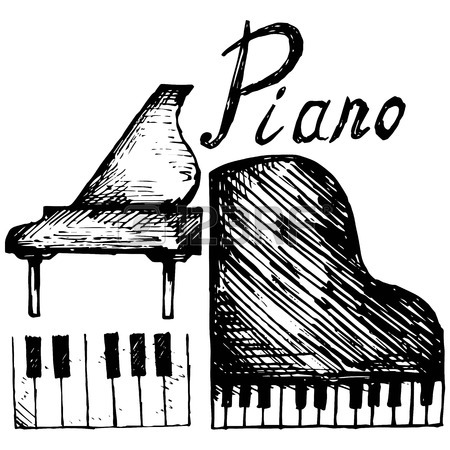 450x450 500 Pianoforte Stock Vector Illustration And Royalty Free