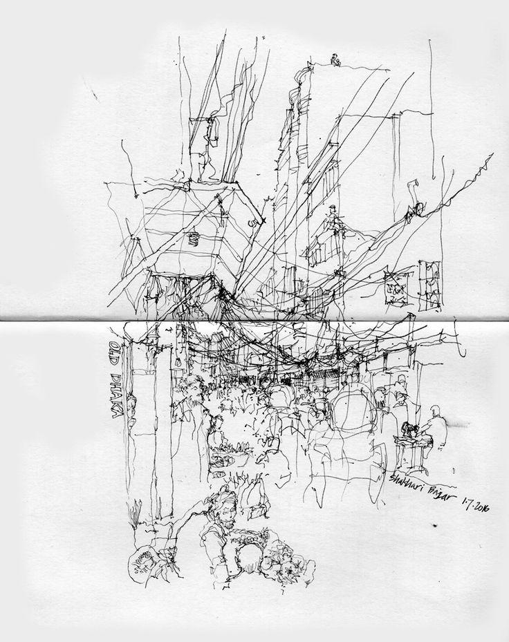 736x929 551 Best Sketching Images On Urban Sketching, Artist