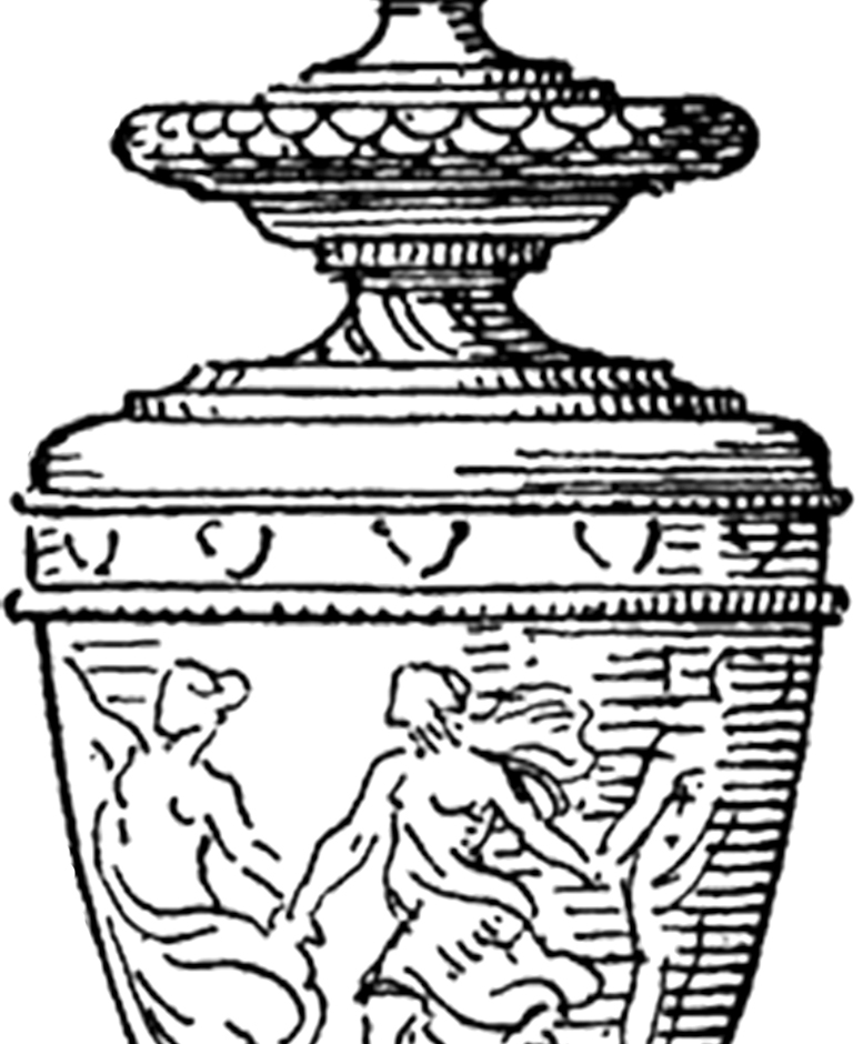 776x940 Fancy Vintage Urn Image Urn, Fancy And Graphics Fairy