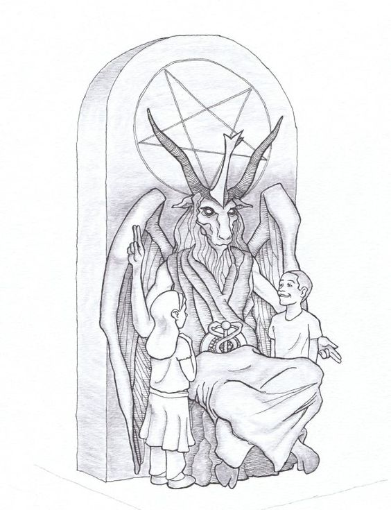 564x735 U.s. Satanic Group Unveils Designs For 7 Foot Tall Statue Of Satan