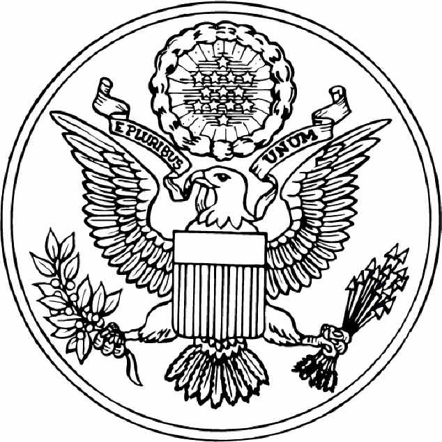 634x635 United States Coloring Pages, National Monuments