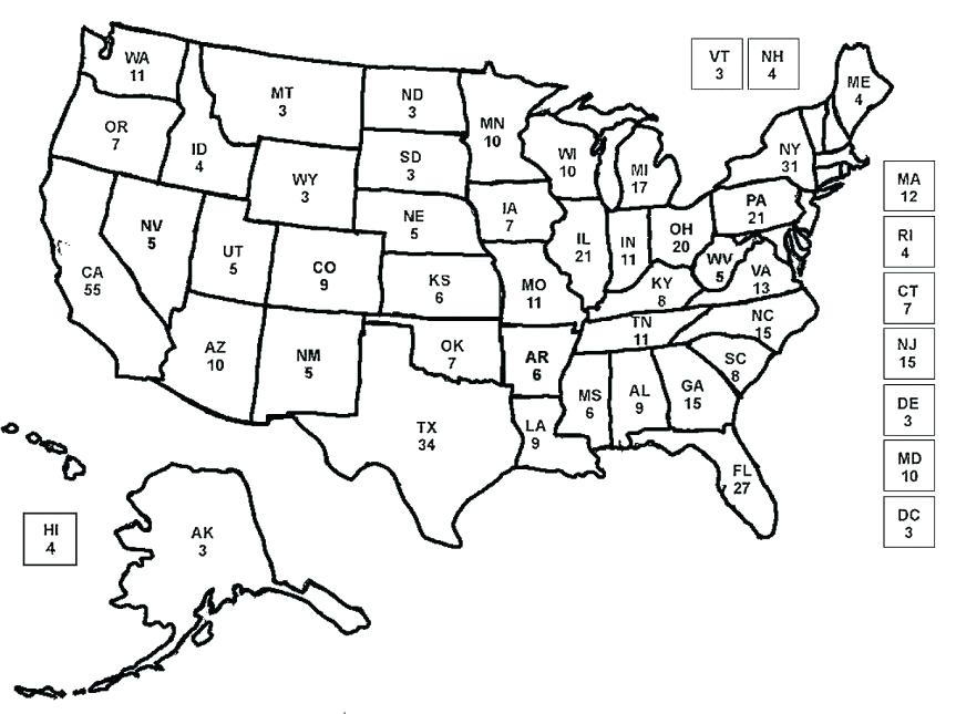 Us Map Line Drawing at GetDrawingscom Free for personal use Us