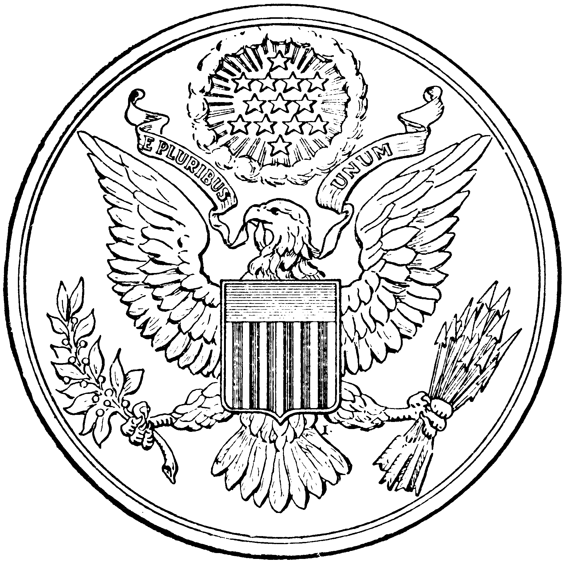 seal of the president united states clipart free printable ...