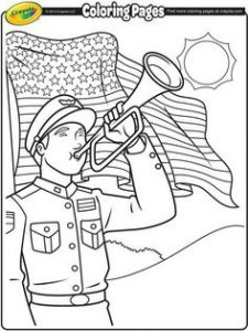 225x300 Usa Hat Coloring Pages