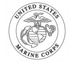 Great 241x201 Marine Corps Coloring Pages