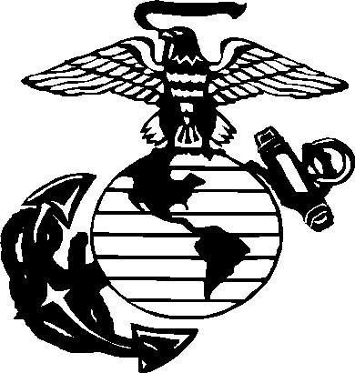 usmc emblem drawing at getdrawings com free for personal use usmc rh getdrawings com Marine Corps Emblem Stencil Devil Dog Marine Corps Emblem Clip Art