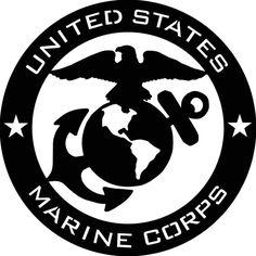 usmc emblem drawing at getdrawings com free for personal use usmc rh getdrawings com usmc bulldog clipart usmc clipart