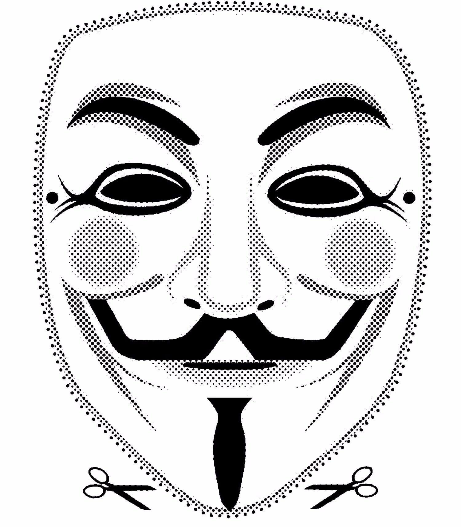 1500x1714 The Guy Fawkes Mask How You Can Create Your Own.