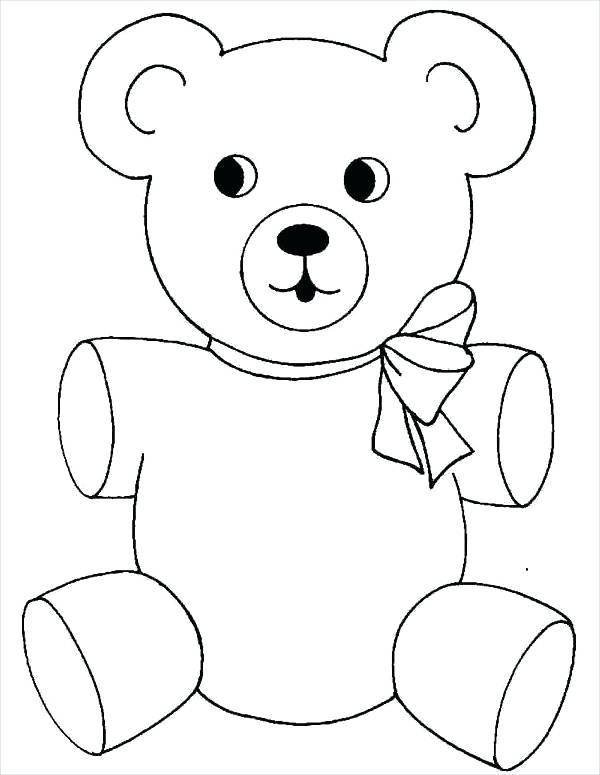 600x775 Teddy Bear Coloring Page Teddy Bear Drawing Teddy Bear Valentine
