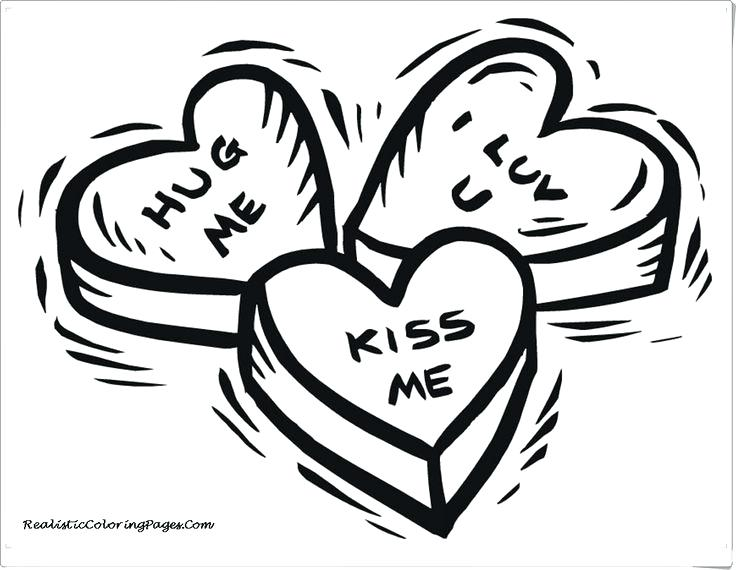 736x570 Valentine Coloring Pages To Print And Download Valentine Coloring