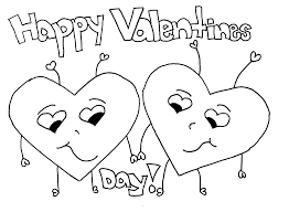 262x192 Valentine Coloring Pages Cards Archives