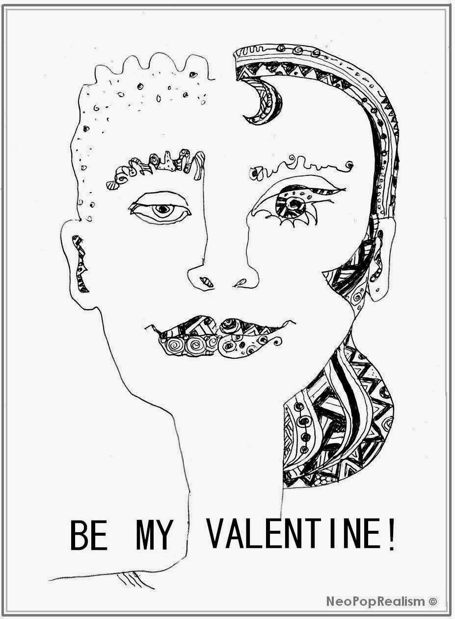 927x1263 Be My Valentine