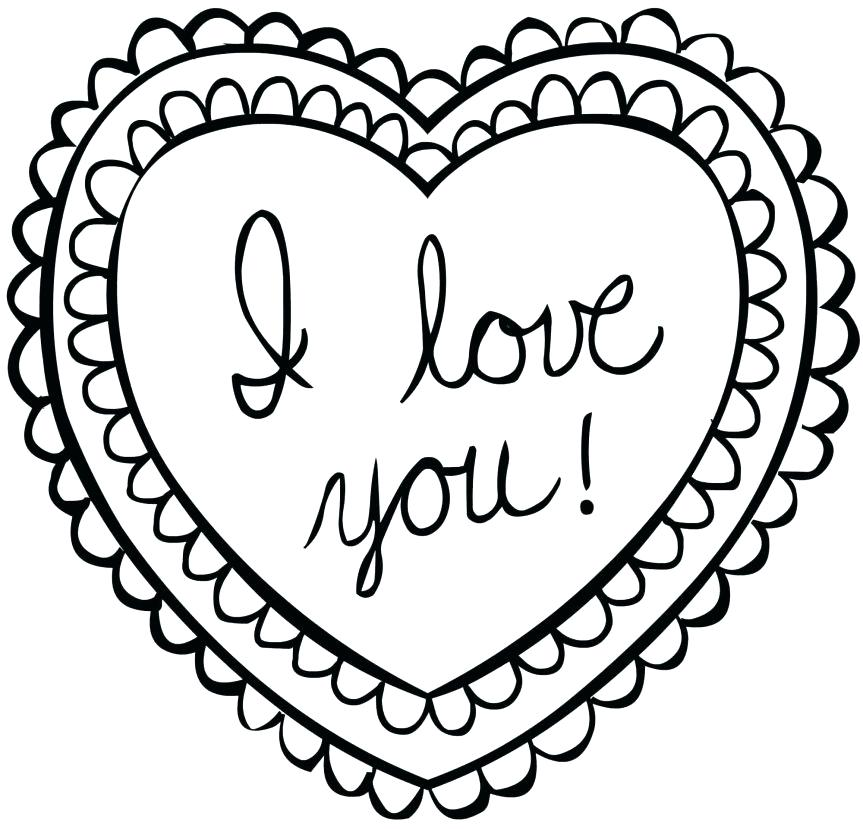 863x829 Coloring Pages For Elementary Students Valentine Coloring Pages