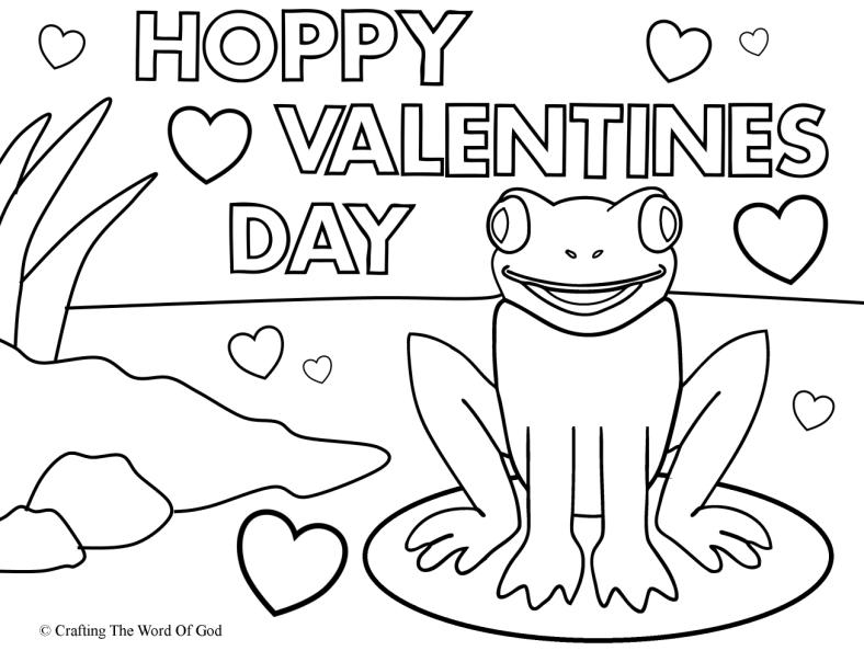 788x604 Cool Valentines Day Color Pages 94 With Additional Free Coloring