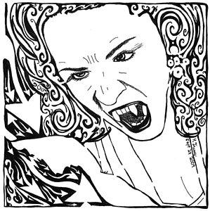 299x300 Vampire Maze Drawing By Yonatan Frimer Maze Artist