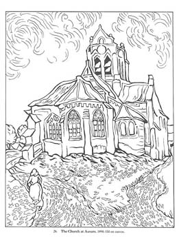 261x350 Kids Coloring Page Draw Famous Art Kidsart Art Famous Artists