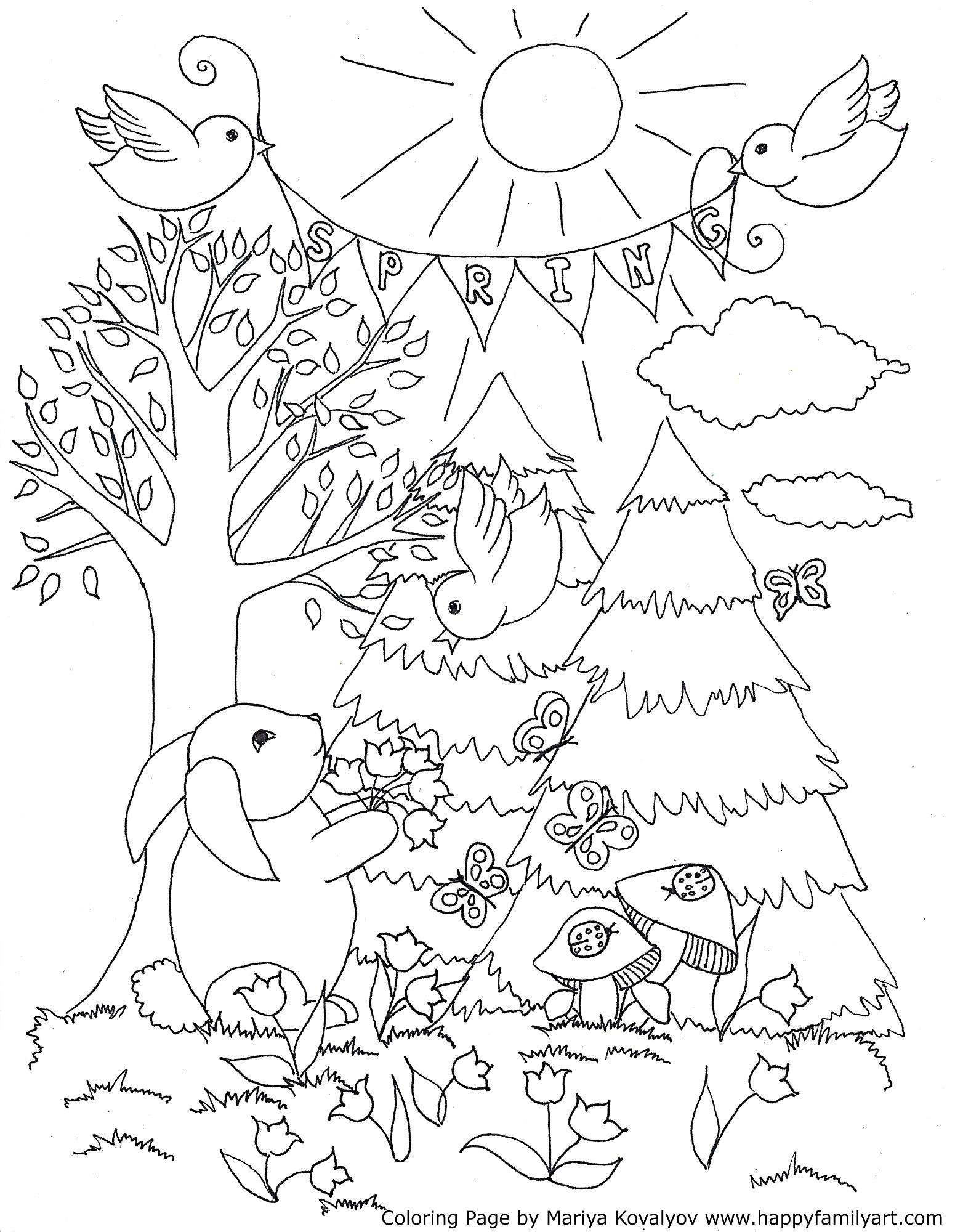 1551x2000 Happy Family Art