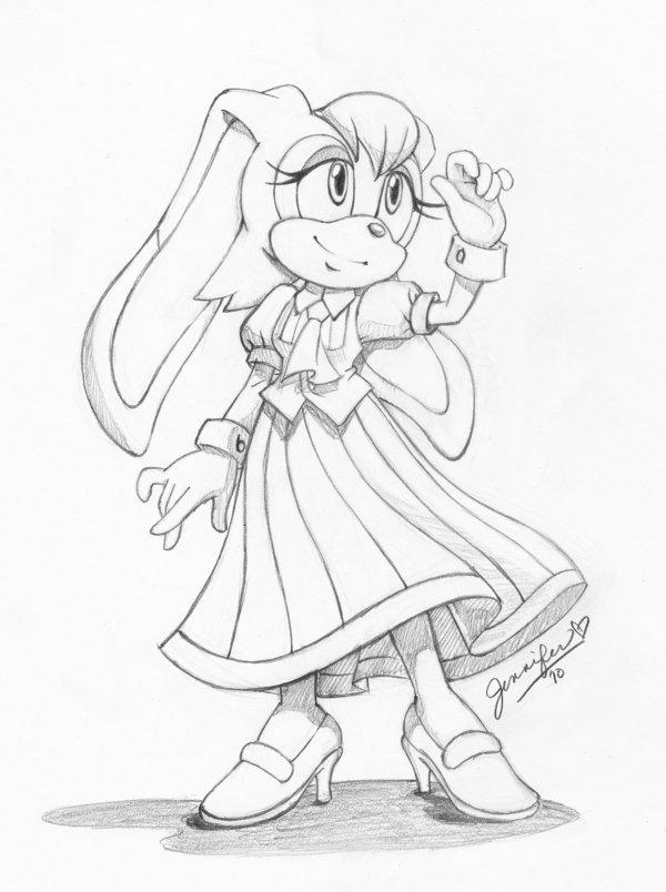 600x804 Vanilla Sketch By Chibi Jen Hen