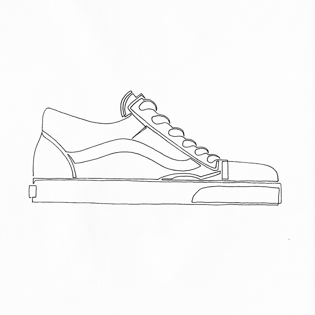 Vans shoe line drawing wiring diagrams vans drawing at getdrawings com free for personal use vans drawing rh getdrawings com vans shoe pencil drawing converse shoe drawing maxwellsz