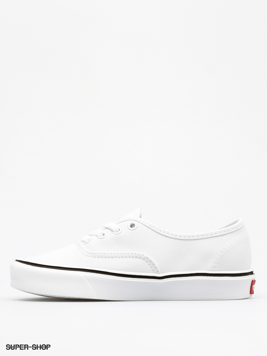 e4815b6f white vans with black line