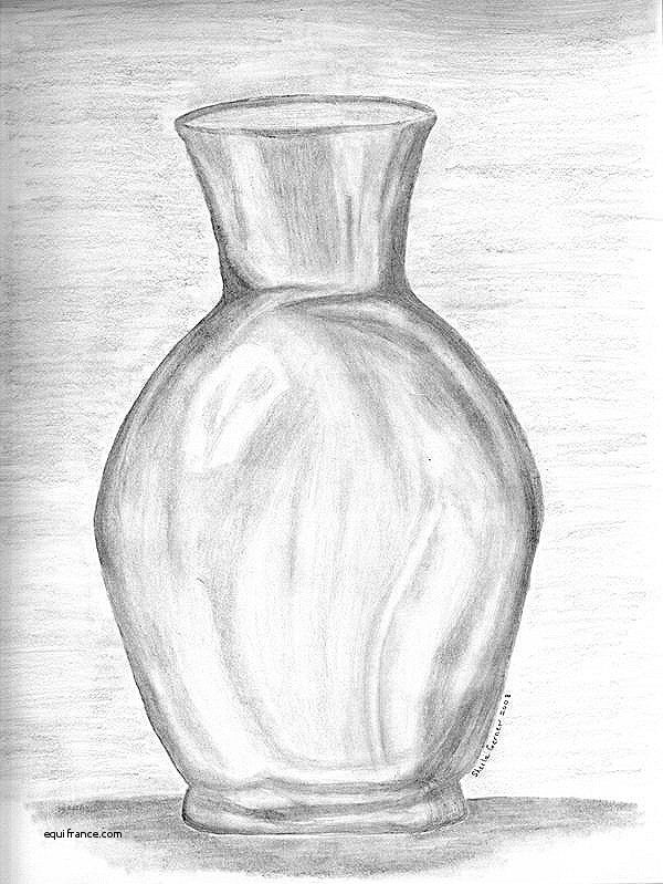 600x799 Vases Design Awesome Drawing Of A Vase