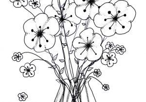 300x210 Flower In Vase Drawing Flower Vase With Flowers Drawings For Kids