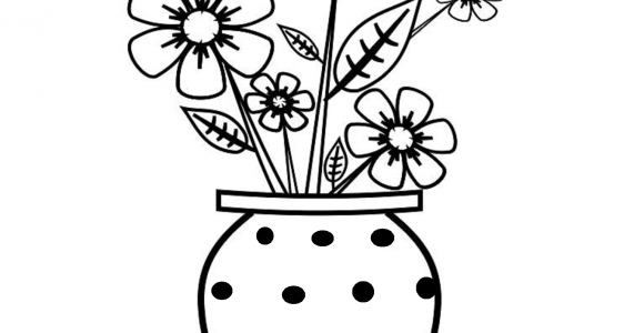 580x300 Tag Vase Of Flowers Drawing Step By Step