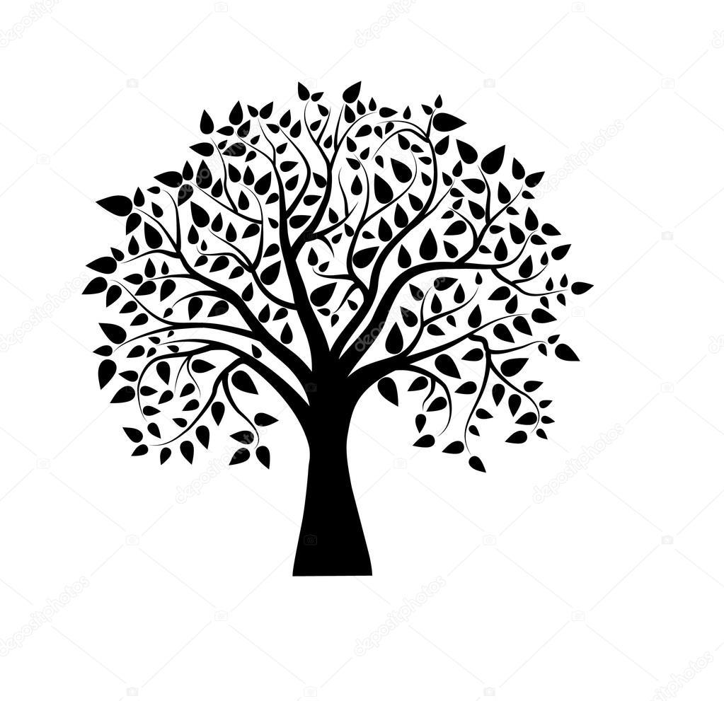 1023x991 Tree Stock Vectors, Royalty Free Tree Illustrations
