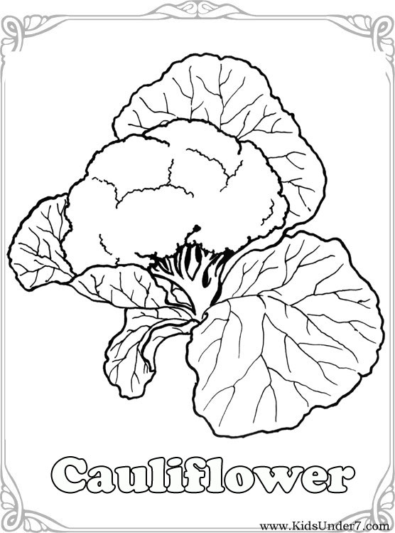 Vegetables Drawing For Kids at GetDrawings.com   Free for ...