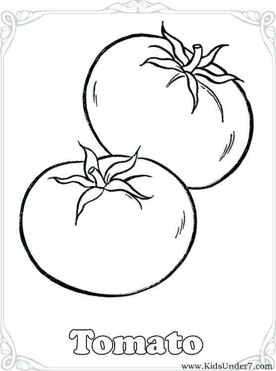 556x749 Vegetable Coloring Book Also Fruits And Vegetables Page