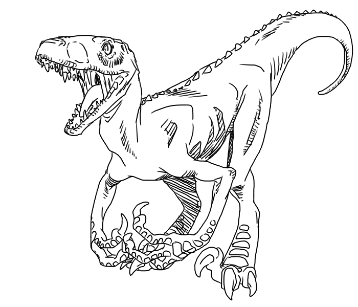 700x600 Velociraptor Awareness Day By Suketchilt