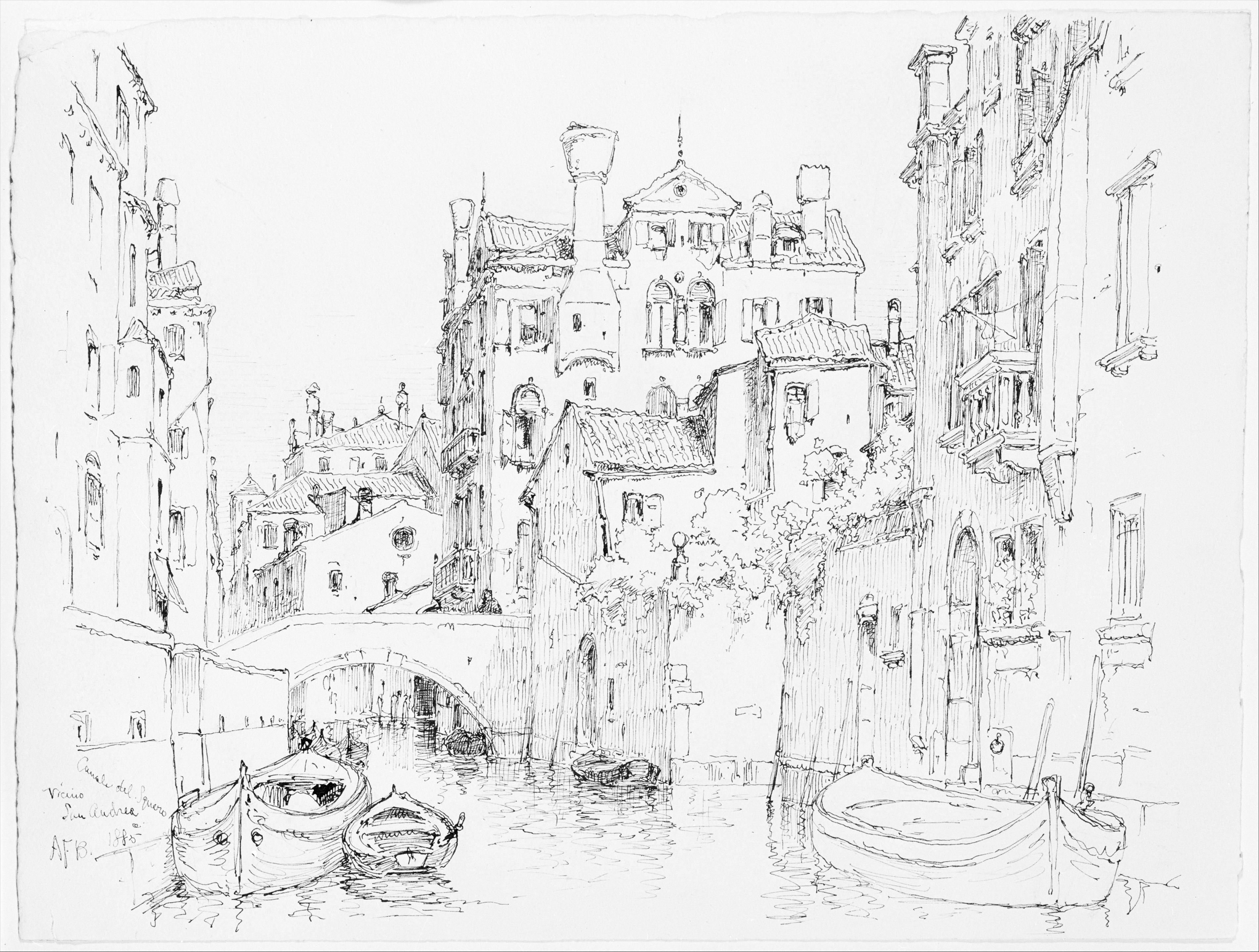 3803x2876 Filecanale Del Squero, Venice Met 173081.jpg