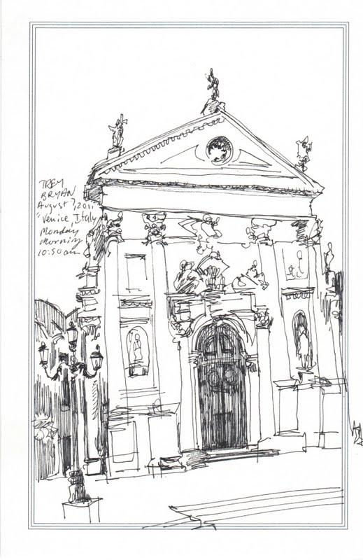 519x800 Trey Bryan Venice Drawings