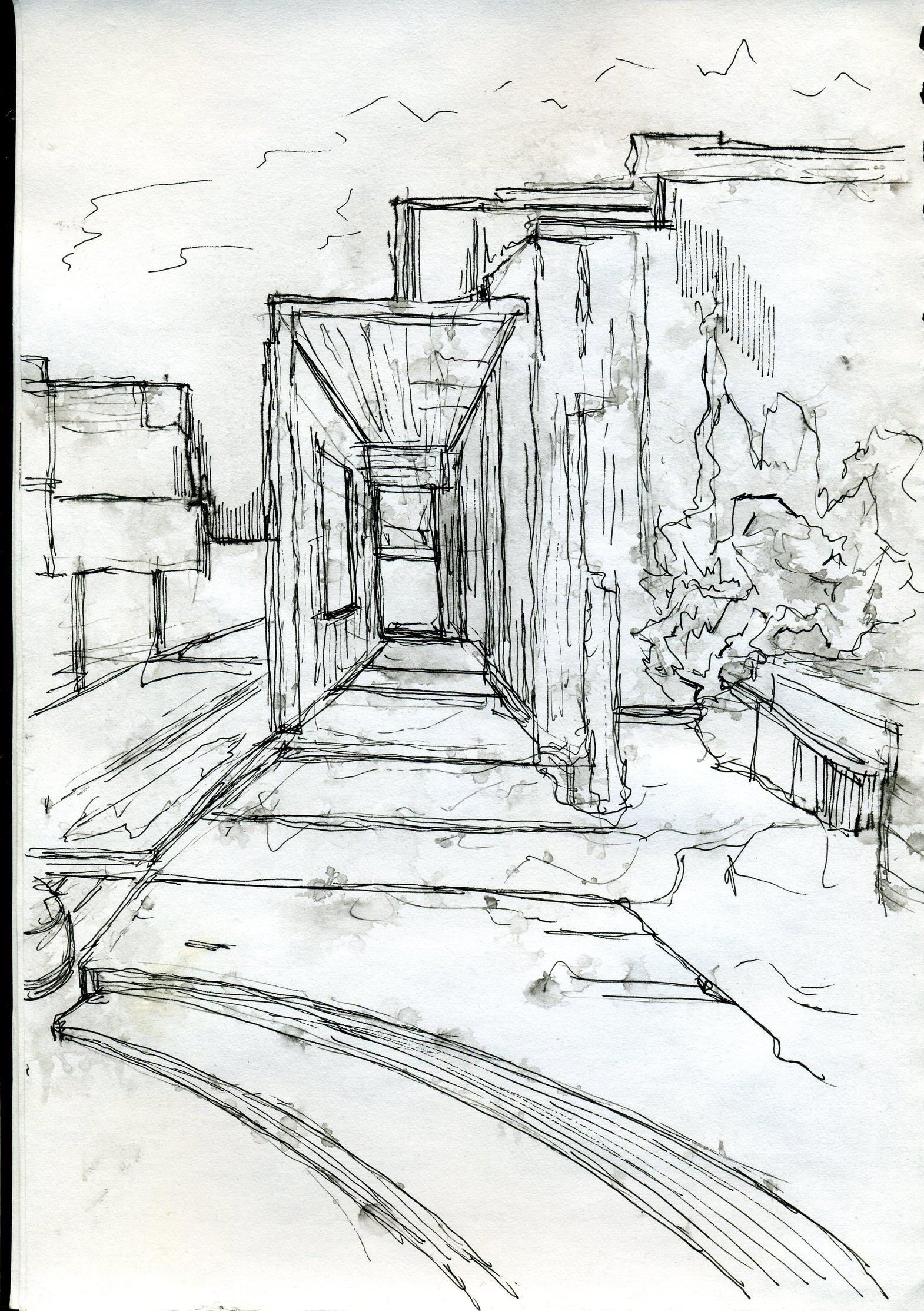 1570x2227 Venice Drawings 5 By Kenmega87