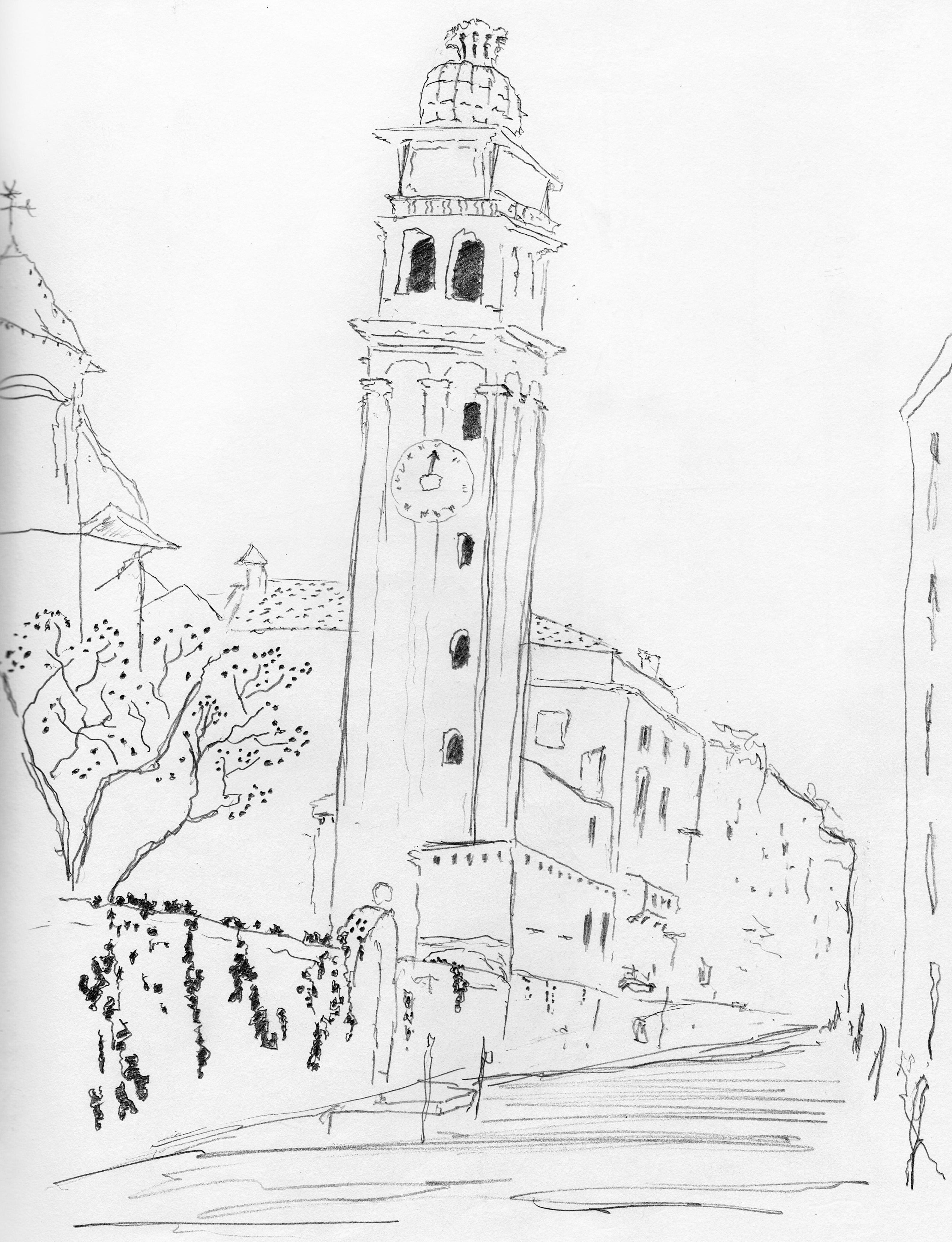 3175x4143 Venice Sketchbook Desire Lines