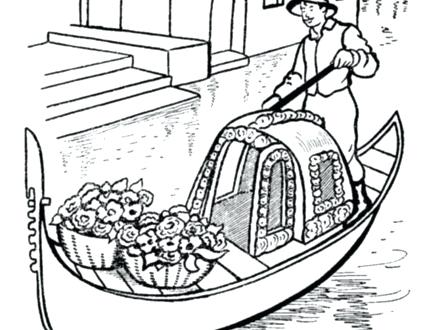 440x330 Coloring Pages Italy Dish Coloring Page Coloring Pages