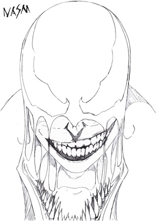 320x446 venom drawings on paigeeworld pictures of venom