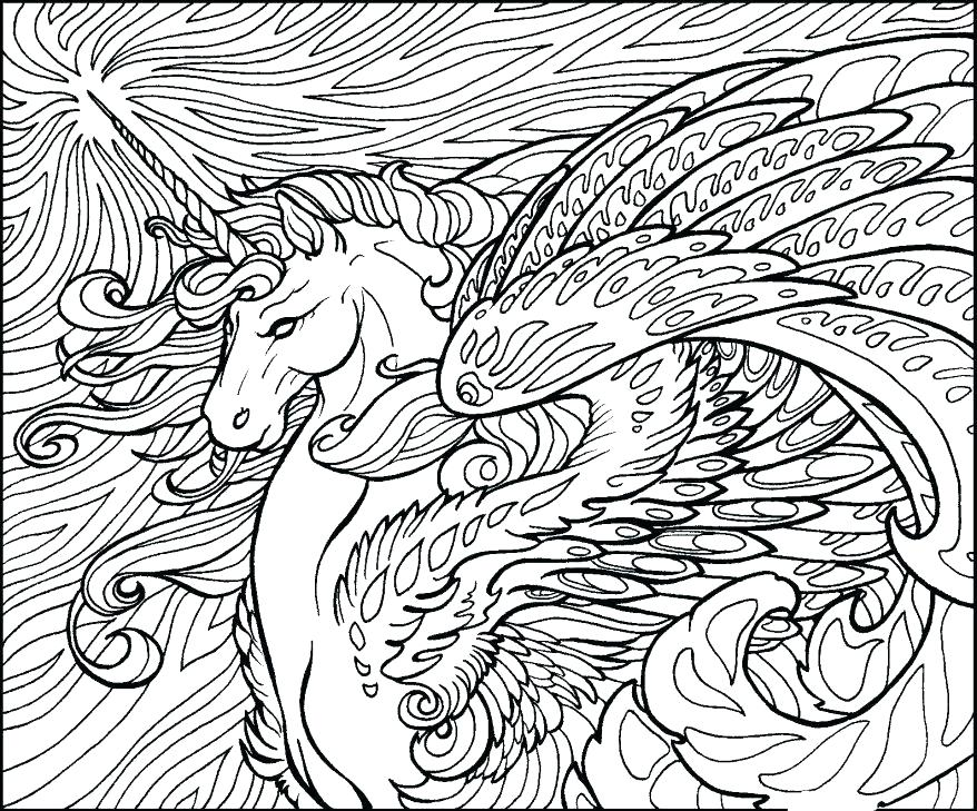 878x729 Very Detailed Coloring Pages And Adult Very Detailed Coloring