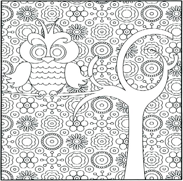 618x612 Very Detailed Coloring Pages As Detailed Coloring Pages Printable