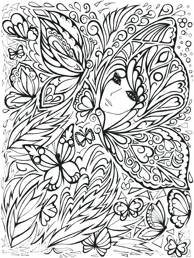 650x867 Coloring Pages Detailed Very Detailed Detailed Horse Coloring
