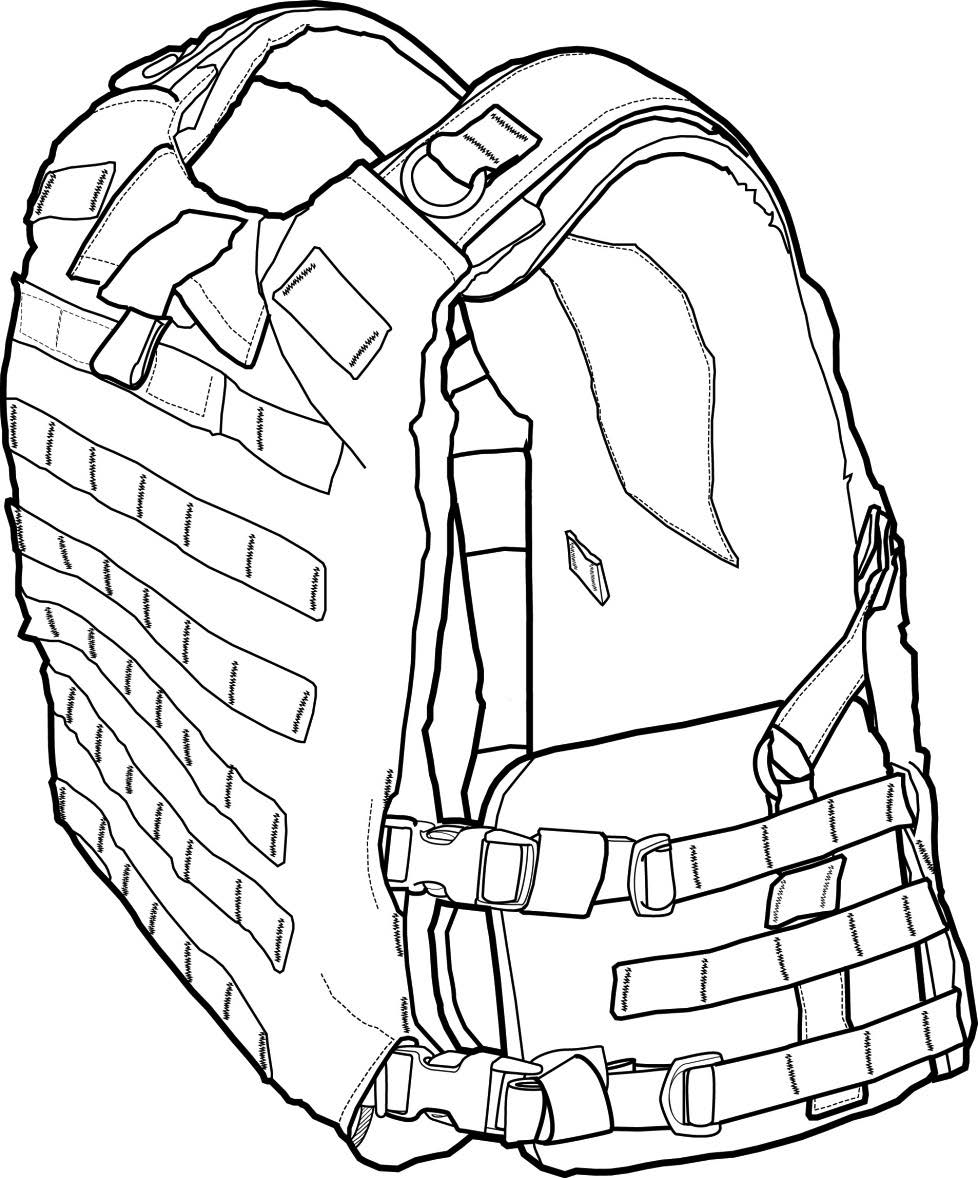 Vest Drawing at GetDrawings com | Free for personal use Vest