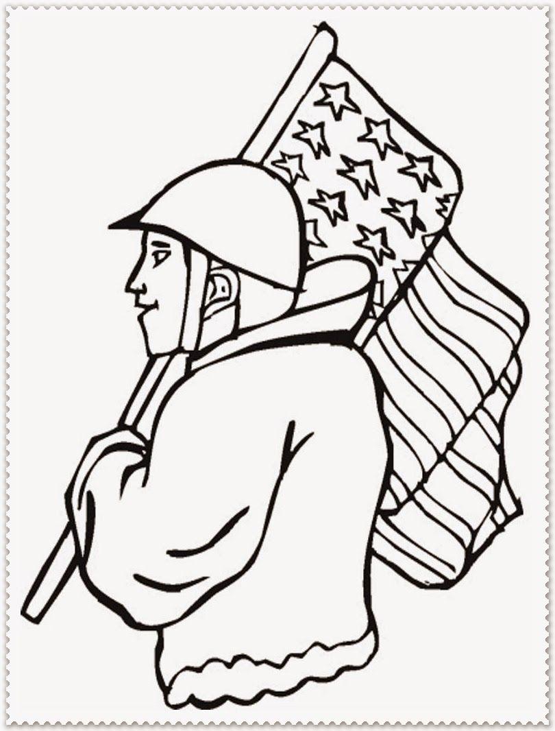 Veterans Day Drawing at GetDrawings